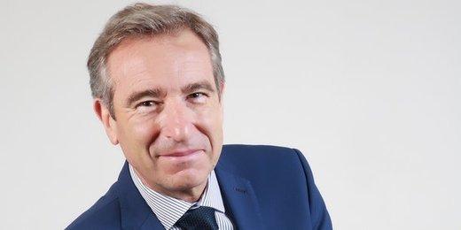 Marc Pigeon, président de l'Union européenne des promoteurs constructeurs (Crédits : Michel Nunes)